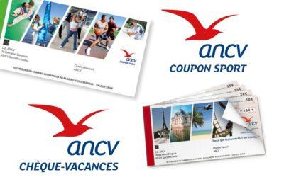 Réglez en Coupons Sport ou Chèques Vacances