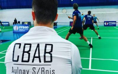Le Club de Badminton d'Aulnay-sous-Bois : un partenaire de prestige !