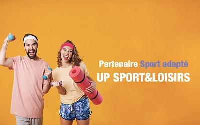 Economisez grâce au Chèque UP Sport & Loisirs